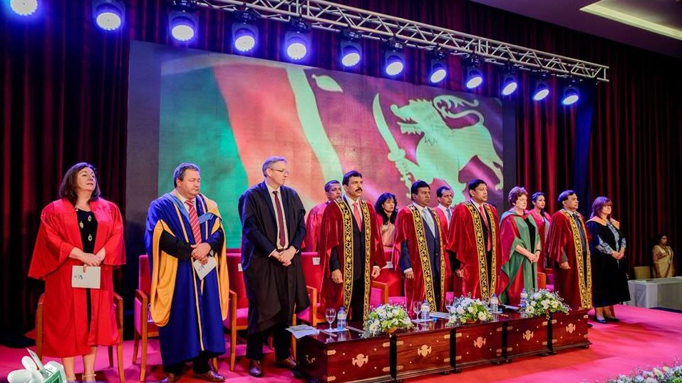 Saegis Campus Graduation Ceremony 2018