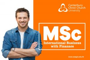 MSc International Business with Finance