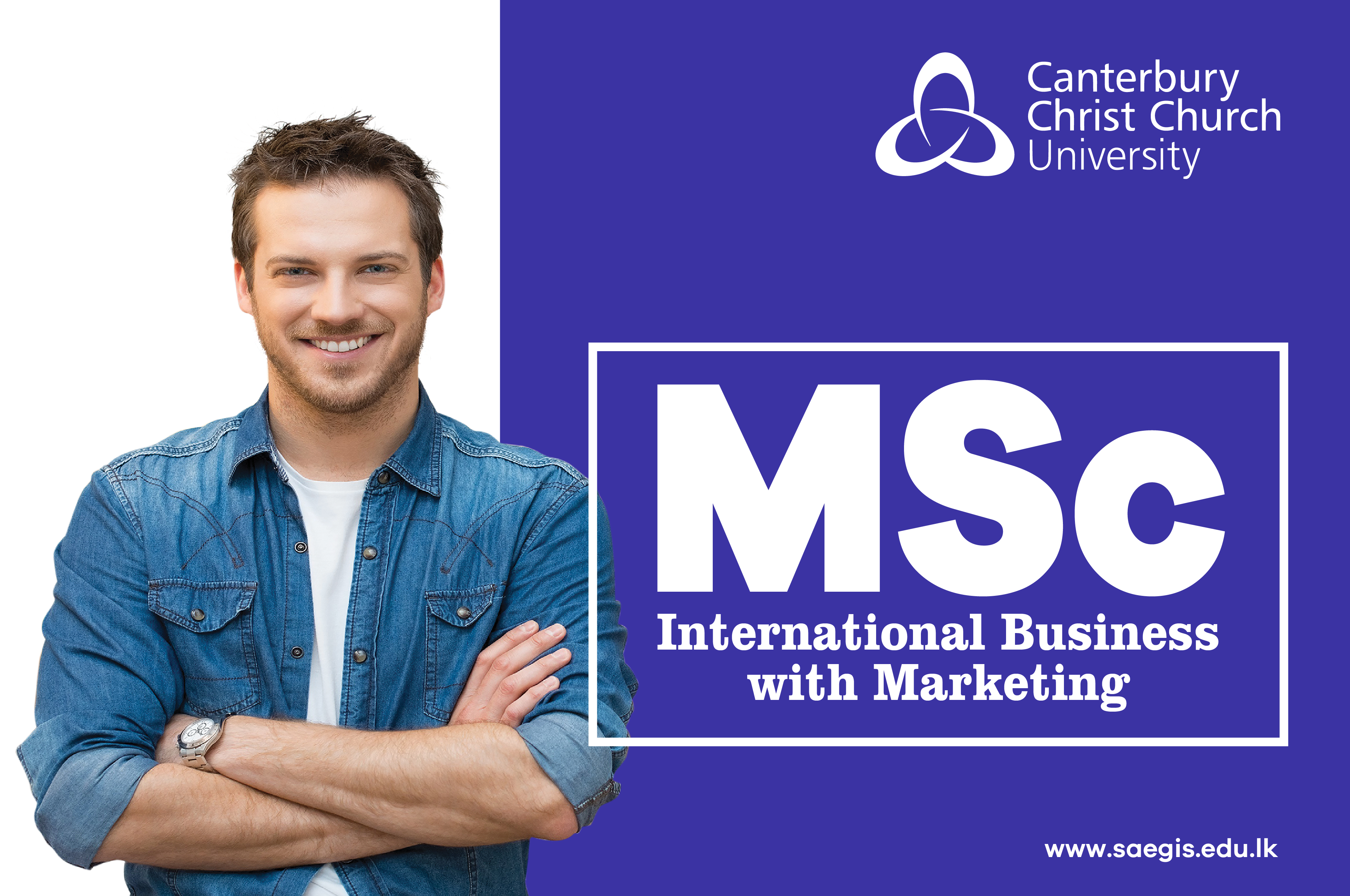 MSc in International Business with Marketing