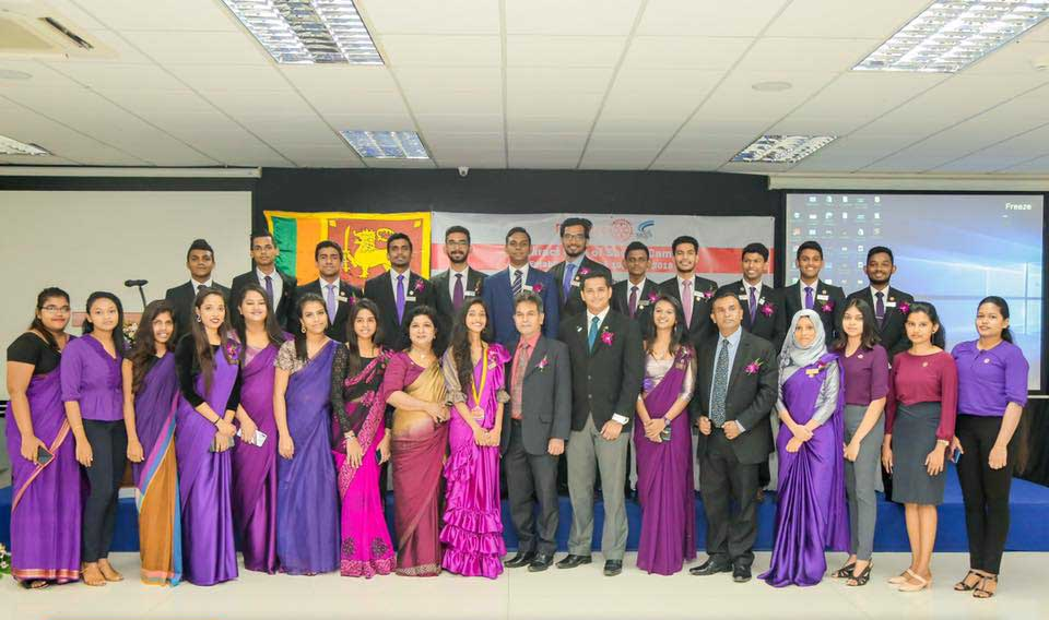 Read more about the article INSTALLATION CEREMONY OF ROTARACT CLUB OF SAEGIS CAMPUS 2020