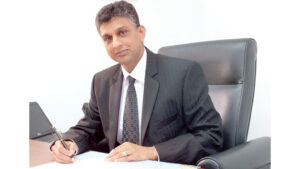 Read more about the article SAEGIS CAMPUS WARMLY WELCOME PROFESSOR NALAKA JAYAKODY AS THE VICE CHANCELLOR