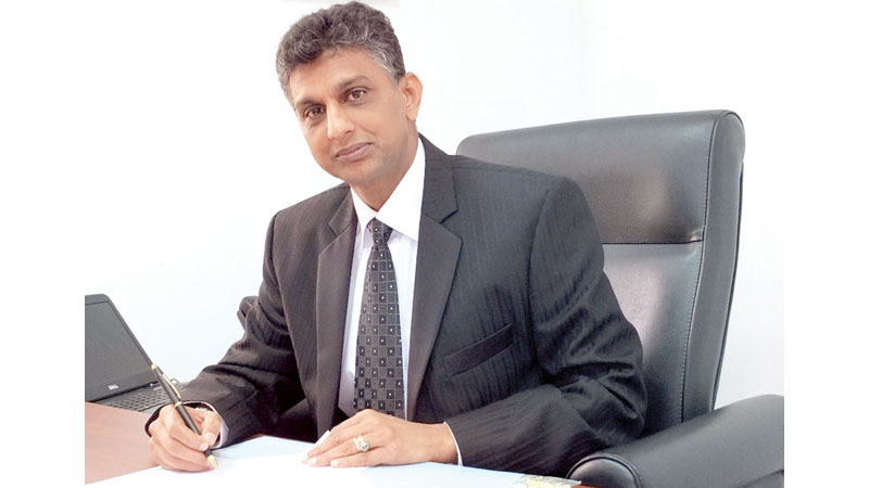 You are currently viewing SAEGIS CAMPUS WARMLY WELCOME PROFESSOR NALAKA JAYAKODY AS THE VICE CHANCELLOR